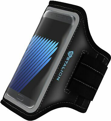 Stalion Sports Running Exercise Gym Armband for Samsung Galaxy Note 8 S8 S9 Plus