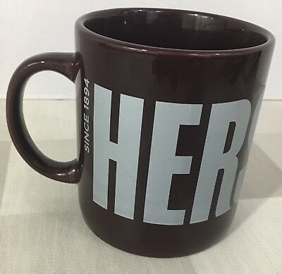 Hershey S Coffee Amp Hot Chocolate Mug Coffee Cup Hershey