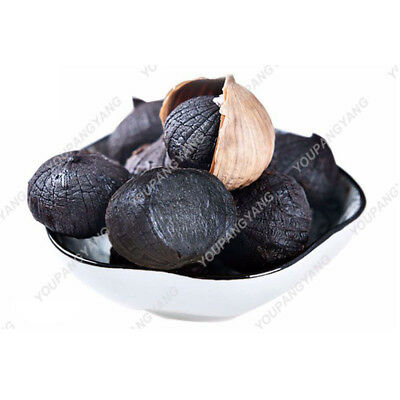 100pcs Black Garlic Seeds Pure Natural Organic Healthy Vegetable Seeds Bonsai