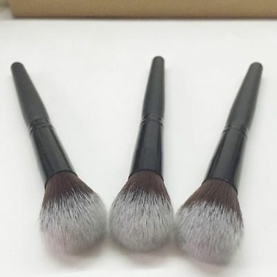 Cosmetic Large Bronzer Pro Brush Powder Blush Contour Concealer Foundation Tool
