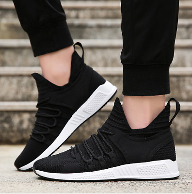 New Men's Fashion Breathable casual sports shoes Running shoes Athletic