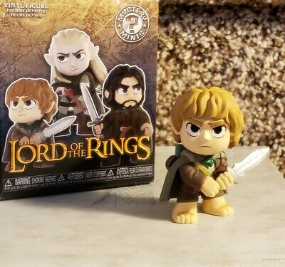 Lord of The Rings FUNKO Mystery Mini SAMWISE GAMGEE Vinyl Figure The Hobbit NEW!