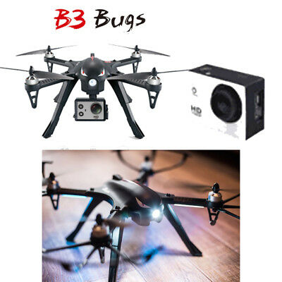 Professional MJX B3 Bugs 3 RC Quadcopter Camera Drone RTF Helicopter Toy