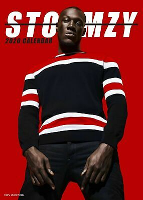 2019 Stormzy A3 Calendar Wall Calender By 365 + Free 2018 Stormzy Calender