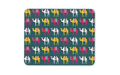 Funky Camels Mouse Mat Pad - Camel Animal Egypt Morocco Gift PC Computer #8710