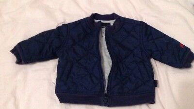 FRED BARE  Navy Winter Jacket, Lined Boys 0