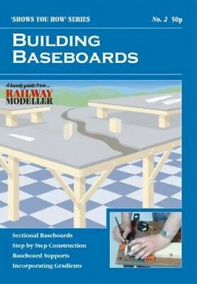 Peco No 2 Building Baseboards Model Railway Booklet SYH02
