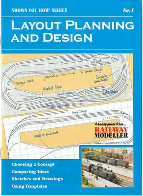 Peco No 1 Layout Planning & Design Model Railway Booklet SYH01