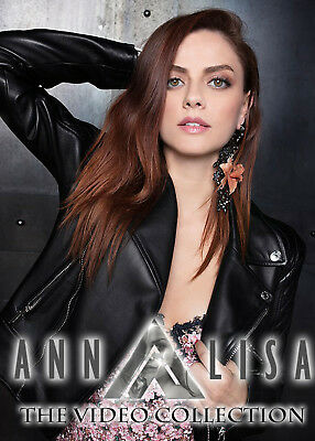 Annalisa Scarrone - The Video Collection (DVD)