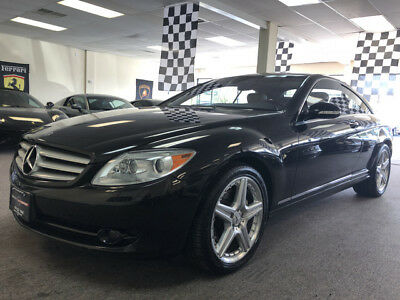 2007 Mercedes-Benz CL-Class  44k low mile free shipping warranty cl550 1 owner luxury finance cheap clean amg