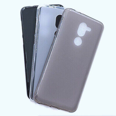 For Alcatel 3X 3V 3C TPU Matte Anti-Skid Gel Skin Case Back Cover