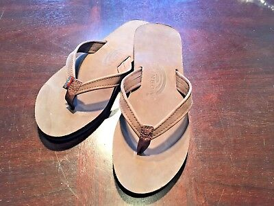 423973f2f299 Rainbow Sandals Women s Catalina Premier Leather Single Layer S 5.5-6.5