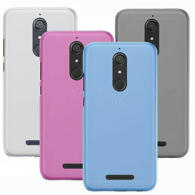 For Wiko View Lite View GO Max New Anti Skid TPU Matte Gel skin case cover