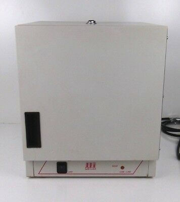 Barnstead Lab-Line 120 Medical Culture Control Incubator Benchtop Oven