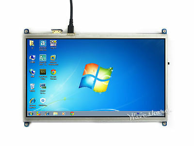 Raspberry Pi 10.1inch HDMI LCD 1024×600 Resistive Touch Screen Backlight Control