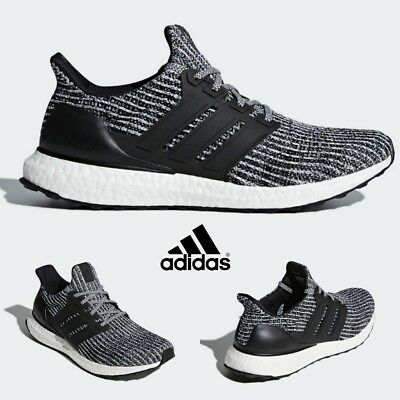 separation shoes 0b2f3 be181 Adidas Ultra Boost Mens Running Shoes Sneakers Grey BB6179 SZ 4-12