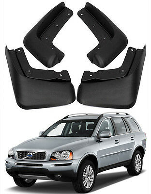 New OEM Set Splash Mud Guards Mud Flaps 30744558/31373331 FOR 02-2014 Volvo XC90