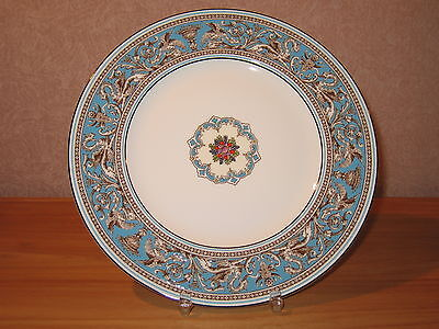 Wedgwood *NEW* Florentine Turquoise 501026 Assiette plate 27cm 1004 1 Plate
