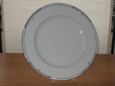 PHILIPPE DESHOULIERES *NEW* SCALA Platine 6823 Assiette plate 26,8cm Dinner