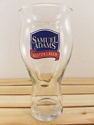 Samuel Adams Boston Lager For The Love Of Beer 16oz Glass Bar Collectible