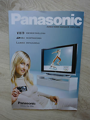 Panasonic Audio Video Magazin 2005 - 2006