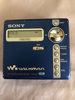 SOLVED Drivers for sony md walkman MZ-N - Fixya
