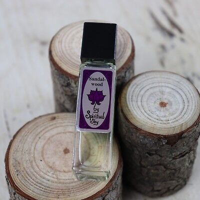 Spiritual Sky Perfume Oil 8.5ml Sandalwood. Fast and Free Delivery AU wide