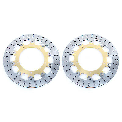 Round Front Brake Disc Rotor For Yamaha 600 YZF FZ6 MT03 MT09 XJ6 DIVERSION 600