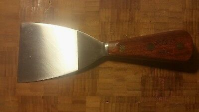 "3-In. Forged Pan/Griddle Scraper. ""Traditional""/Dexter Russell #525-3. 70% OFF!"