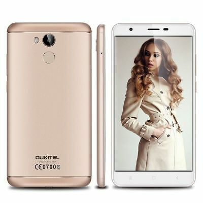 """OCTACORE 5,5"""" OUKITEL U15 PRO 3/32GB 16MP 4G LTE Handy DTOUCH Metal Smartphone +"""
