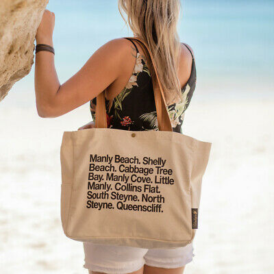 NEW Northern Beaches Sydney Wine Tote Bag Women's by Vinotopia Wine Giftwares