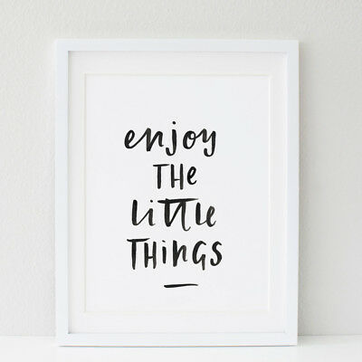 NEW Enjoy the little things print Women's by In the Daylight