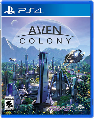 Aven Colony - PlayStation 4 Brand PS4 Scaled Video Game Kids Adult Family