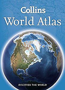 World Atlas: Paperback Edition, Collins Maps, Used; Good Book