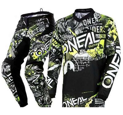 2018 New Fit For oneal Motocross Suit Motobiker Racing Riding Jersey