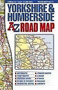 Yorkshire and Humberside Road Map (Road Maps), Geographers A-Z Map Company, Used