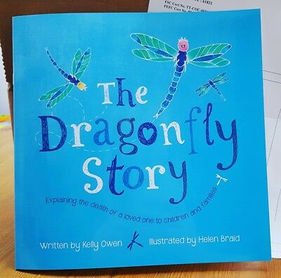 The Dragonfly Story - explaining the death of a loved one to children