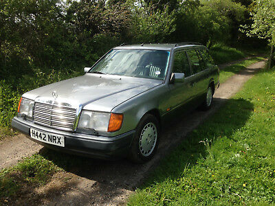 mercedes w124 300td auto spares or repair. Black Bedroom Furniture Sets. Home Design Ideas