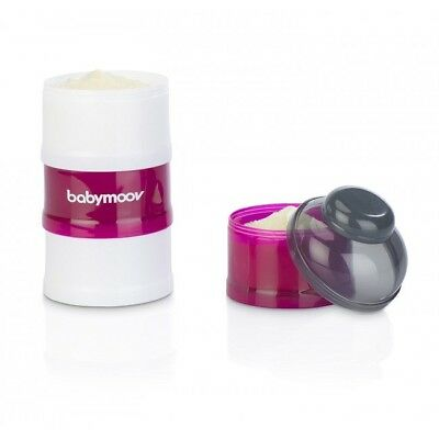 Babymoov Babydose Milk Powder Drink Dispenser - Cherry