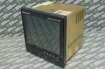 USED Honeywell TVMP-CF-00-AS0-A00-F10-0U000S-00 Multitrend Plus V5 Recorder