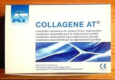 Resorbable Collagene AT® Membrane 22x22 mm; 6 pcs.