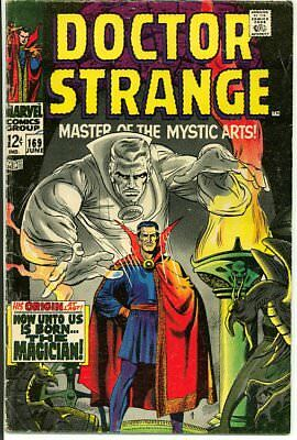 Strange Tales and Doctor Strange over 450 issues on disc.