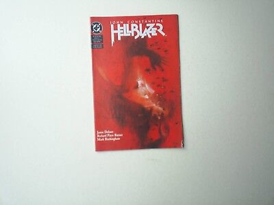 HELLBLAZER #10 october 1988