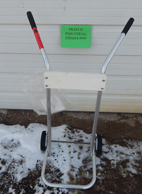 """Estran 15HP / 85 LBS Max. Outboard Motor Stand - Carrier Height 28-1/2"""" (28.5"""")"""