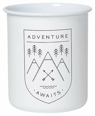NEW Adventure Awaits Pencil Cup Women's by The Colour Society