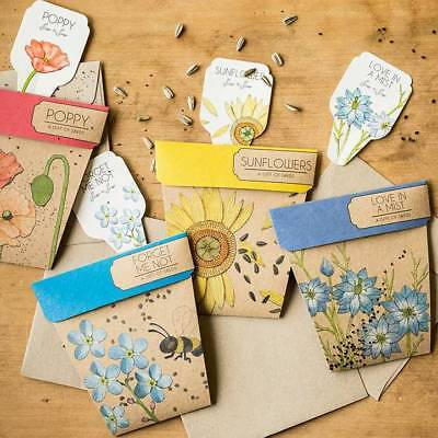 NEW Flower Seed Gift Set Women's by Sow 'n Sow