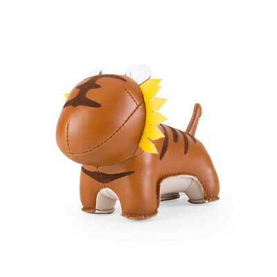 NEW Zuny paperweight tiger tan by Until