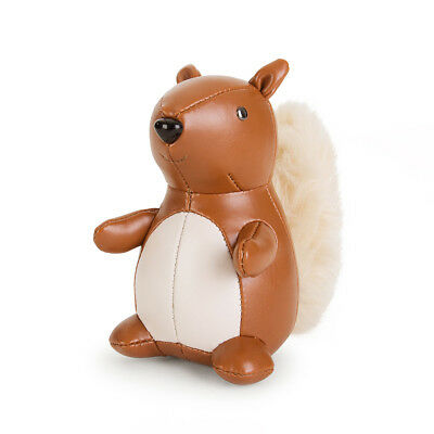 NEW Zuny paperweight classic squirrel tan by Until