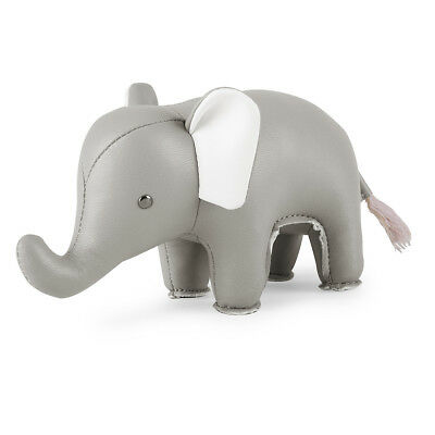 NEW Zuny classic elephant paperweight in grey by Until
