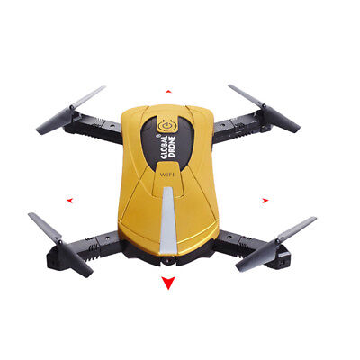 JY018 Mini Foldable WiFi 2MP FPV Camera Quadcopter Selfie Drone RC Dron Drones